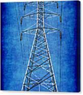 Power Up 1 Canvas Print