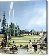 Powerscourt House, Enniskerry,  Co. Wicklow Canvas Print