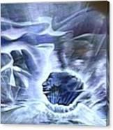Powper Ups Canvas Print
