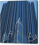 Ppg Place Pittsburgh Canvas Print