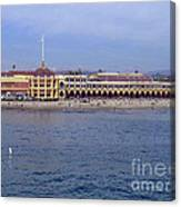 pr 119  The Boardwalk  Canvas Print