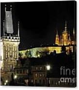Prague 2 Canvas Print