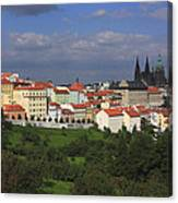 Prague Czech Republic Canvas Print