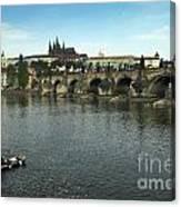Prague Canvas Print