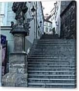 Prague Old Town - 04 Canvas Print