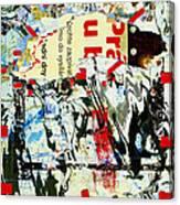 Prague Spring Canvas Print