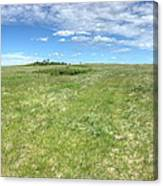 Prairie Breeze Canvas Print