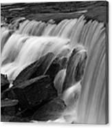 Prairie Falls Canvas Print