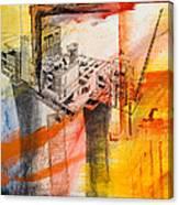 Praudner Canvas Print
