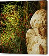 Praying For Peace Canvas Print