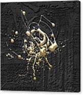 Precious Splashes - 4 Of 4 Canvas Print