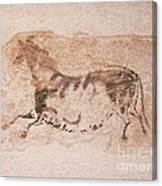 Prehistoric Horse Canvas Print