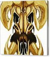 Prehistoric Ram Canvas Print