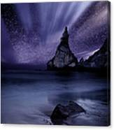 Prelude To Divinity Canvas Print