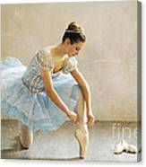 Preparation For Dance - D008548-a Canvas Print