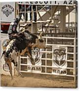 Prescott Az Rodeo Canvas Print