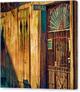 Preservation Hall Canvas Print