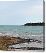 Presque Isle Harbor Canvas Print