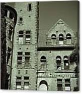 Preston Castle Tower Canvas Print
