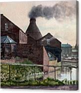 Price Kensington Canvas Print
