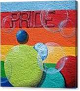 Pride 5 Canvas Print