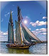 Pride Of Baltimore 3 Canvas Print