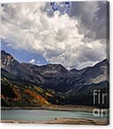 Priest Lake Colorado Canvas Print