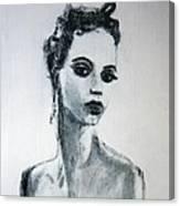 Primadonna Canvas Print