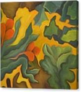 Primal Spring Canvas Print