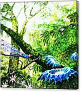 Primeval Forest Canvas Print
