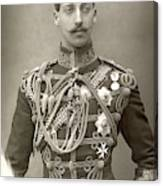 Prince Albert Victor Canvas Print