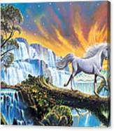 Prince Of The Mountains Canvas Print