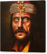 Prince Vlad Canvas Print