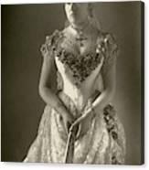 Princess Beatrice (1857-1944) Canvas Print