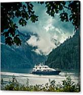 Princess Louisa Inlet Canvas Print