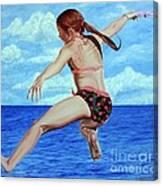Princess Of The Ocean - Princesa Del Oceano Canvas Print