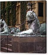 Princeton Tigers Canvas Print