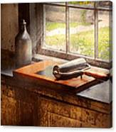 Printer - A Hope And A Brayer Canvas Print