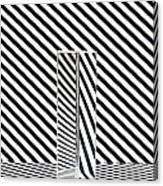 Prism Stripes 1 Canvas Print