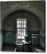 Prison Cell Canvas Print