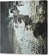 Probatic Pool, Jerusalem, 1844 Canvas Print