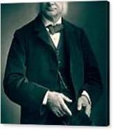 Professor Thomas H Huxley Canvas Print