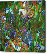 Profusion Of Colors Canvas Print