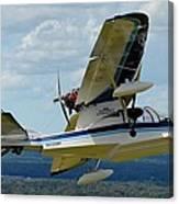 Progressive Aerodyne Searey Canvas Print
