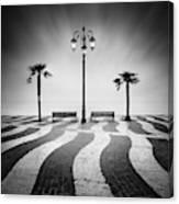 Promenade... Canvas Print