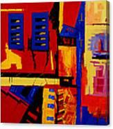 Promenade  - II - Canvas Print