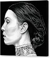 Prometheus - Noomi Rapace Canvas Print