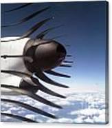 Propeller Movement Canvas Print