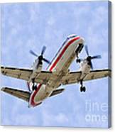 Propelling On In By Diana Sainz Canvas Print