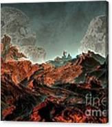 Prophecy Canvas Print
